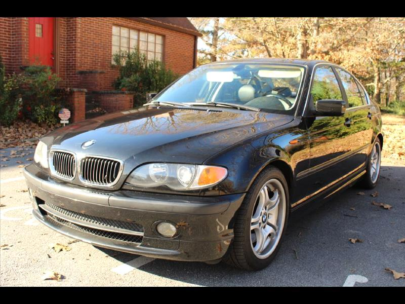 2003 BMW 3-Series I
