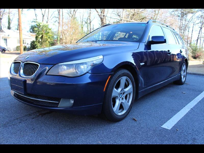 2008 BMW 5-Series Sport Wagon XI