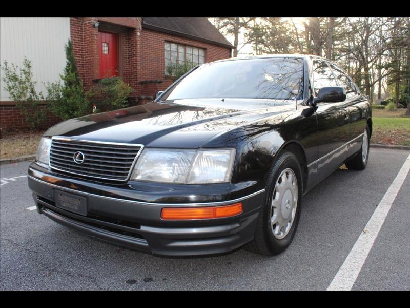 1997 Lexus LS 400 400