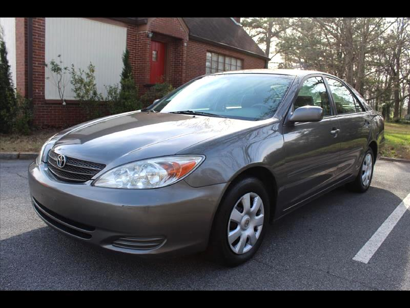 2003 Toyota Camry For Sale >> Used 2003 Toyota Camry Le For Sale In Decatur Ga 30030 Nesh