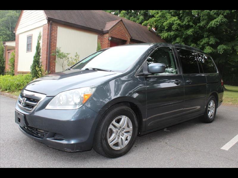 2005 Honda Odyssey EXL