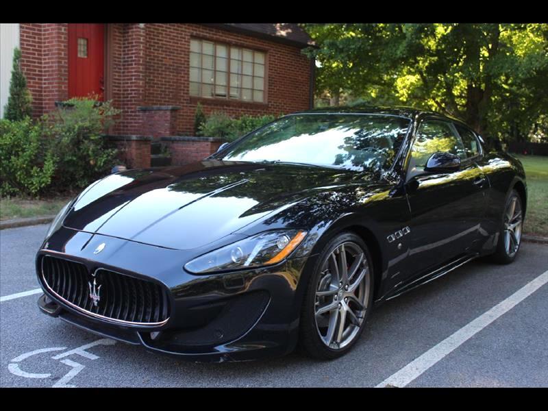 2015 Maserati GranTurismo S