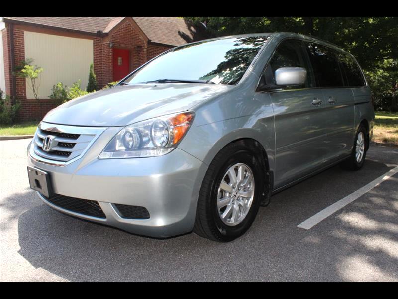 2010 Honda Odyssey EXL