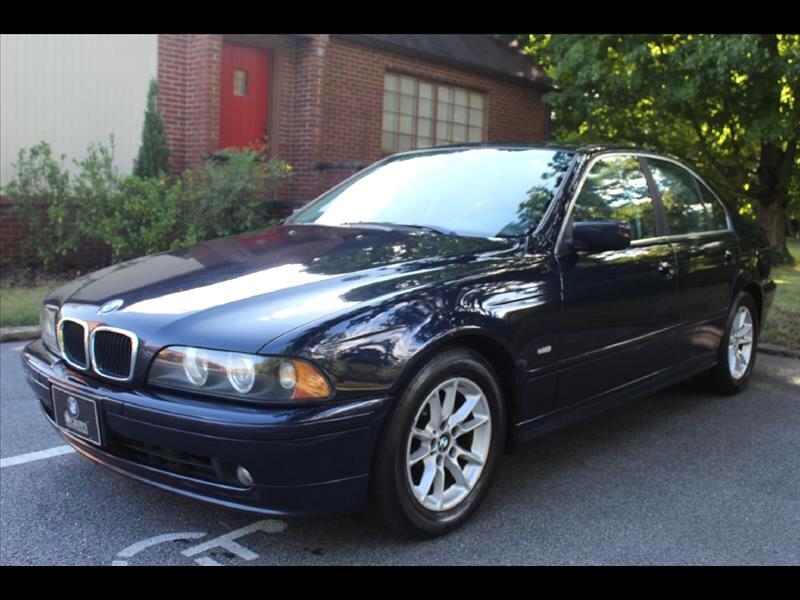 2003 BMW 5-Series I AUTOMATIC