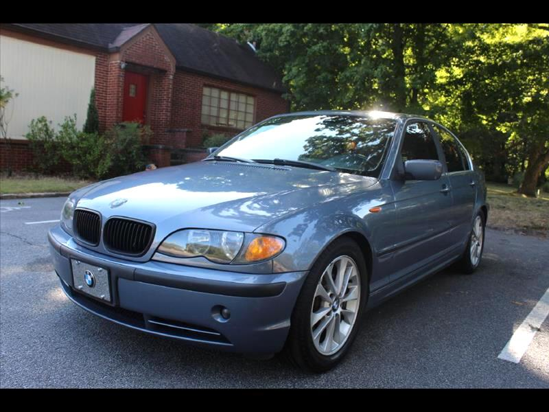 2004 BMW 3-Series I