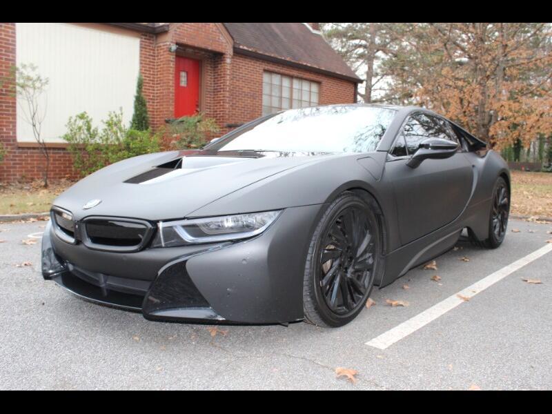BMW i8 Base 2015
