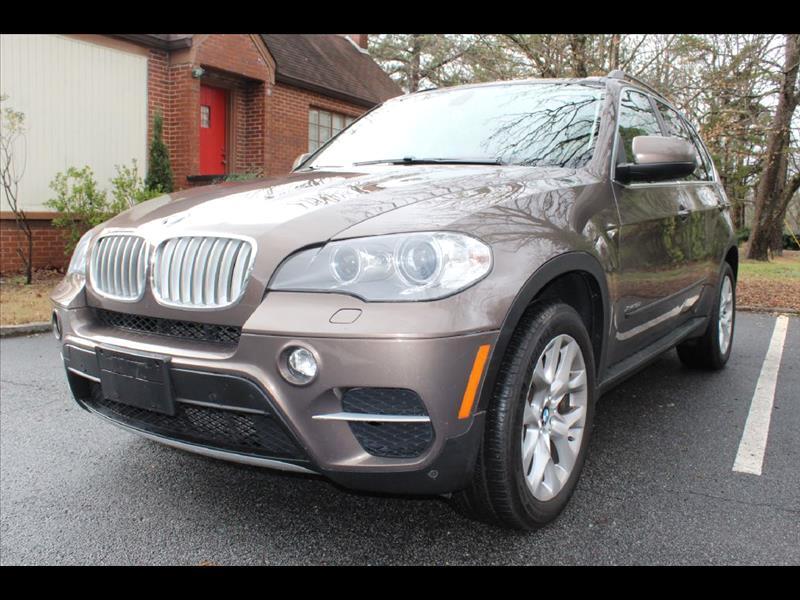 BMW X5  2013