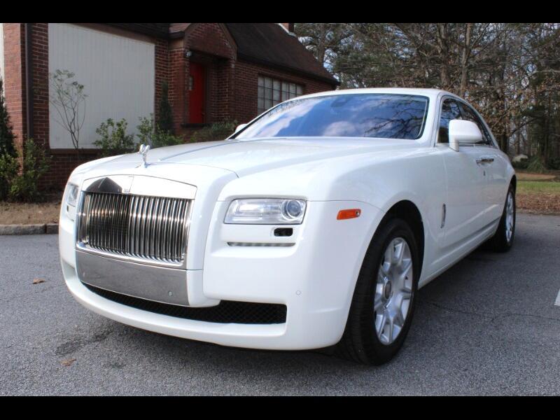 Rolls-Royce Ghost Sedan 2014