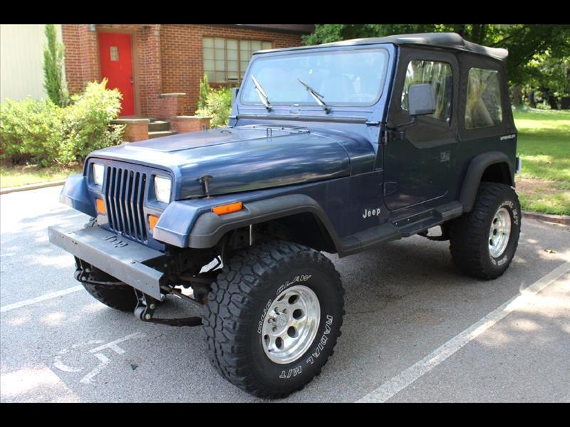 Jeep Wrangler  1991