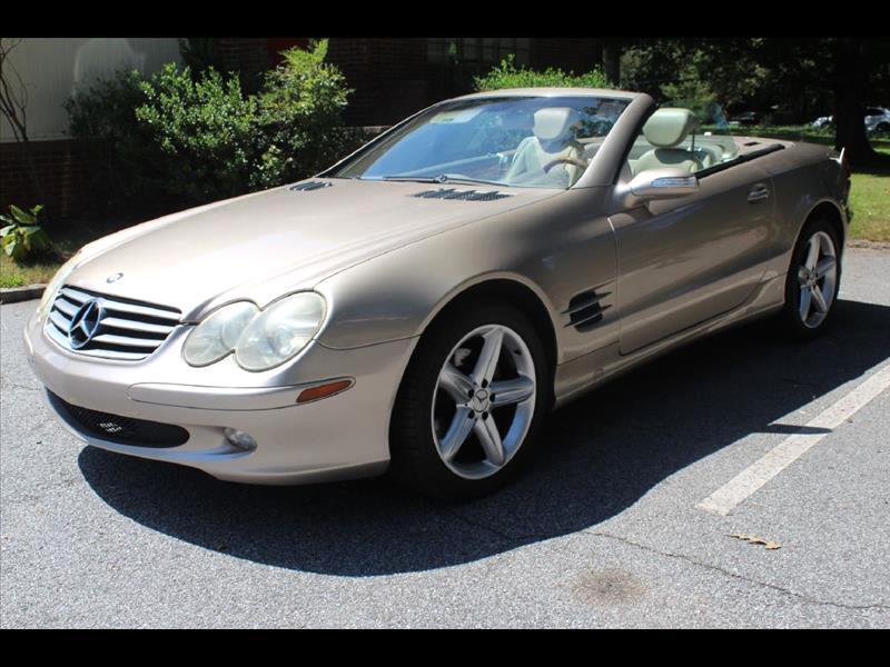 Mercedes-Benz SL-Class  2004