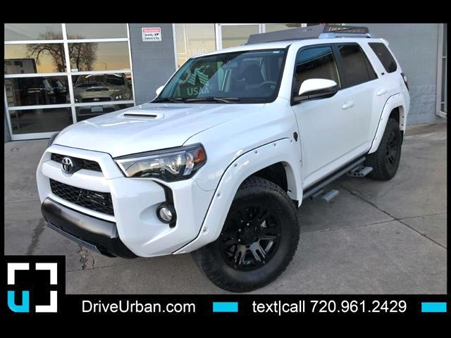 2016 Toyota 4Runner SR5 T-FORCE