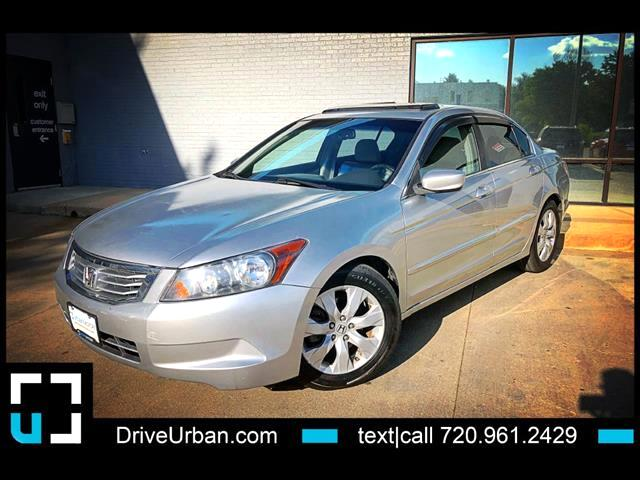 2008 Honda Accord EXL