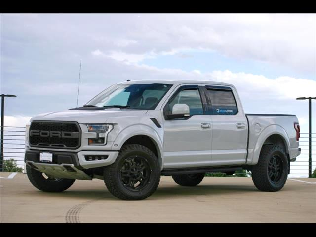 2017 Ford F-150 802A RAPTOR SUPER CREW