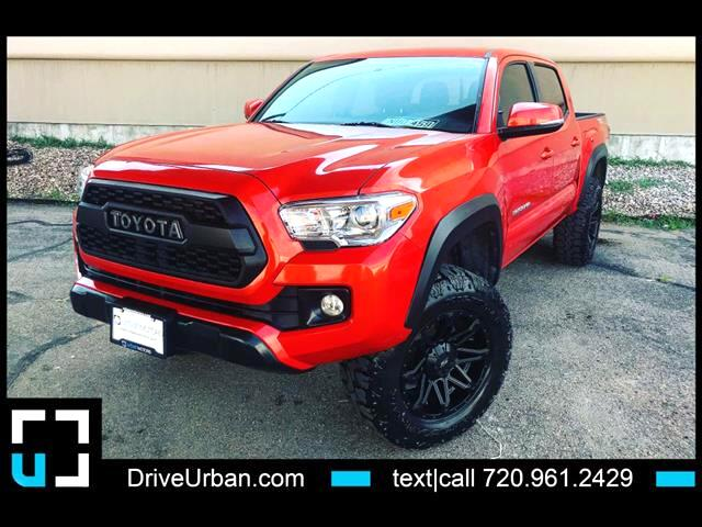 2016 Toyota Tacoma TRD OFF ROAD LIFTED