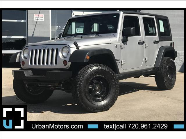 2011 Jeep Wrangler LIFTED