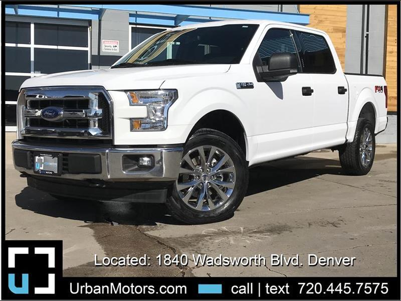 2017 Ford F-150 XLT FX4