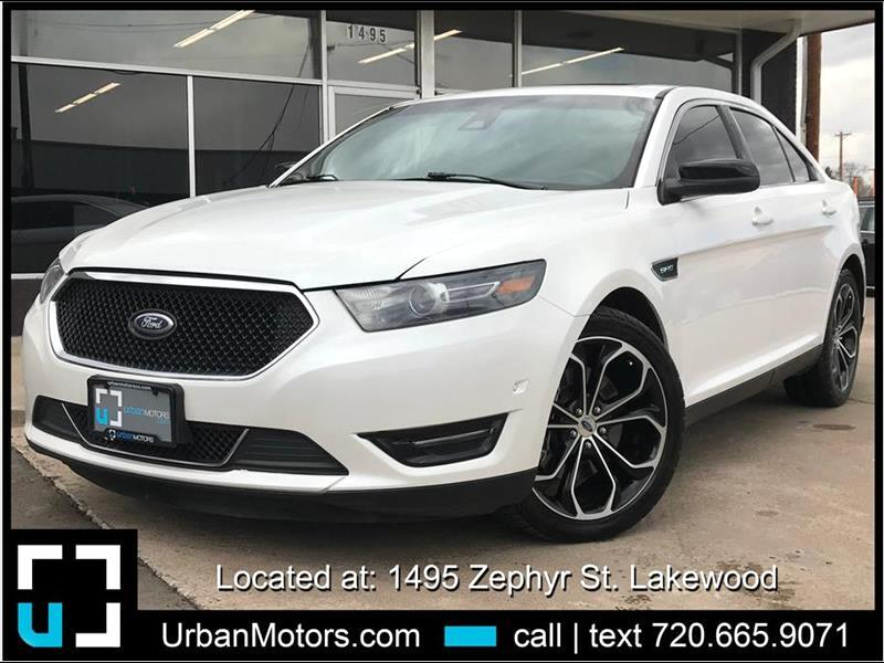2015 Ford Taurus SHO Sedan 4D