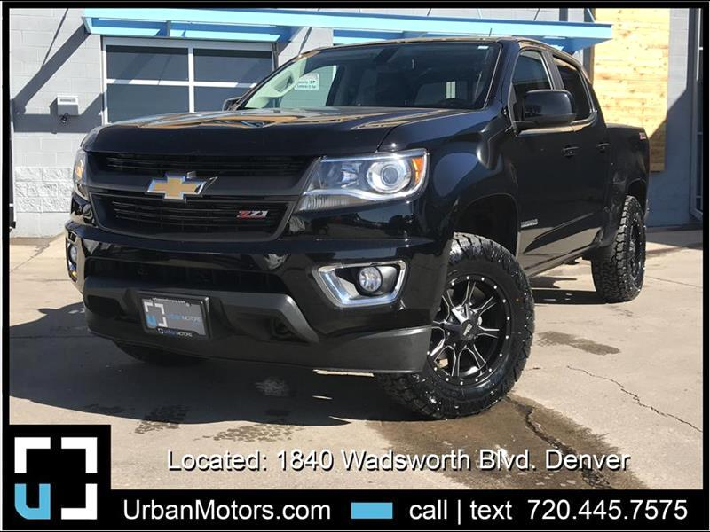 2016 Chevrolet Colorado Z71 - RoughCountry LIFT