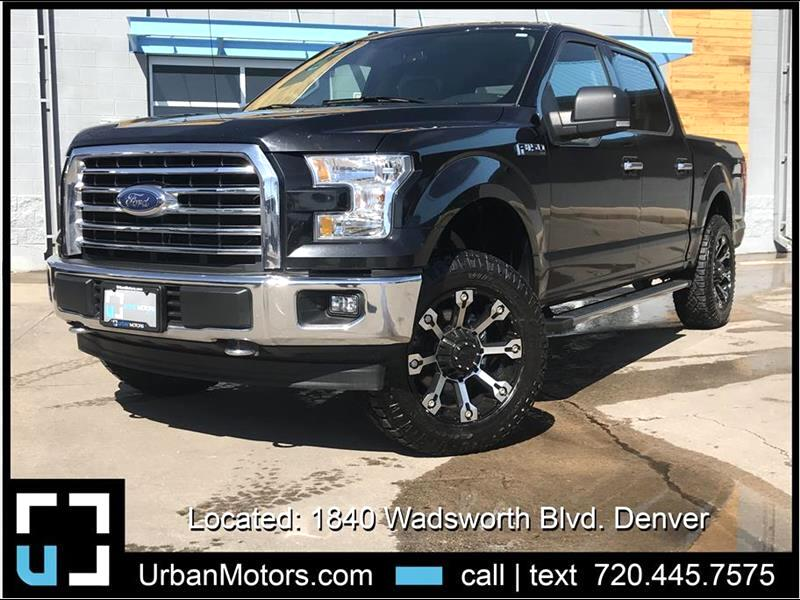 2017 Ford F-150 XLT 4WD - LIFTED