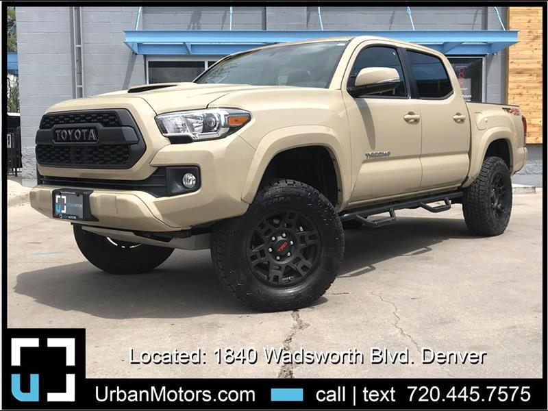 2016 Toyota Tacoma TRD Sport - Pro Replica w/ Rough Country Lift