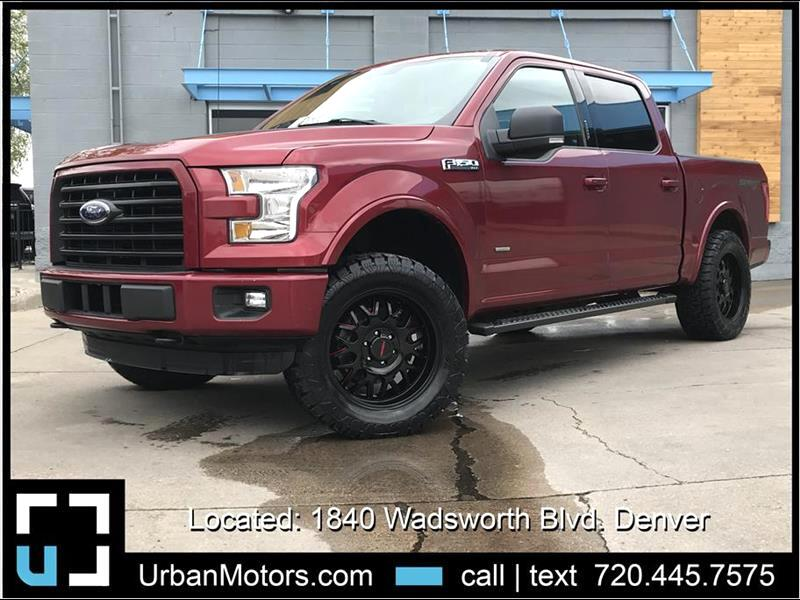 2016 Ford F-150 XLT 302A - CUSTOMIZED
