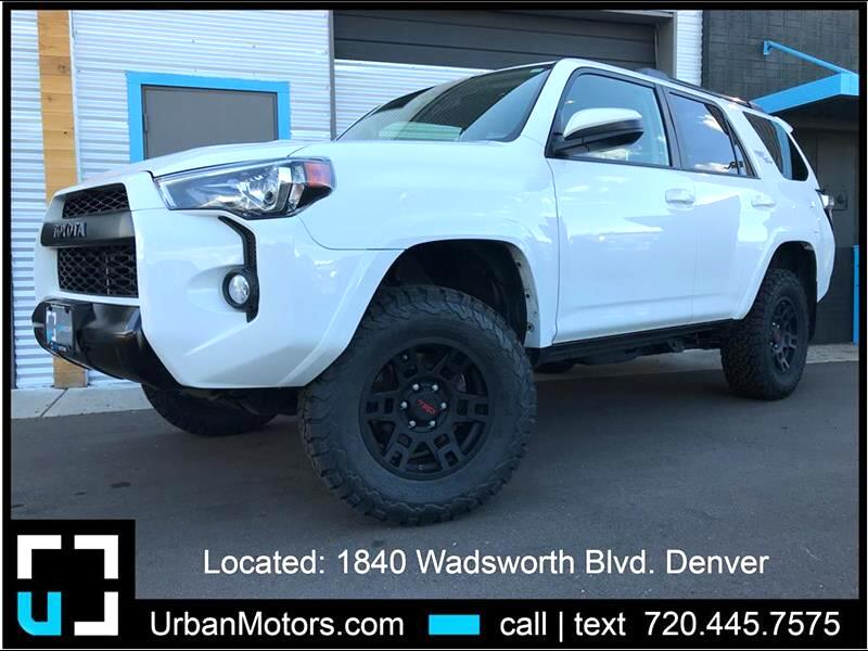 2019 Toyota 4Runner TRD Off Road - Pro Replica LIFTED