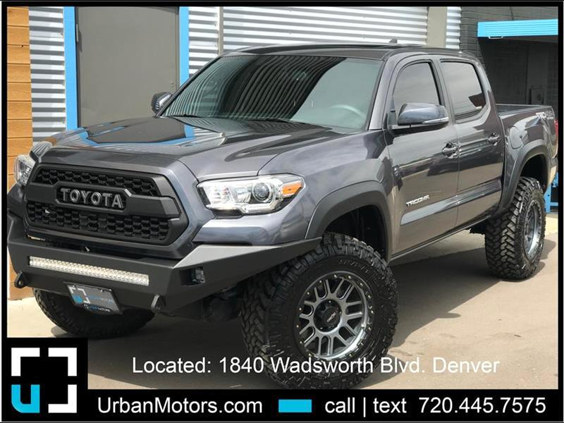 2017 Toyota Tacoma TRD Off-Road -  FULLY BUILT OFF ROAD MONSTER!