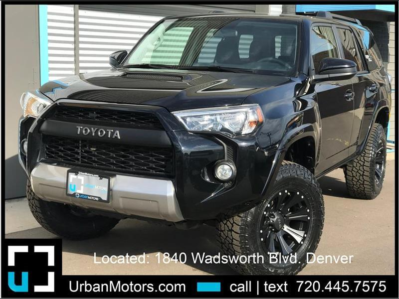 2019 Toyota 4Runner TRD Off Road - LIFTED Pro Replica