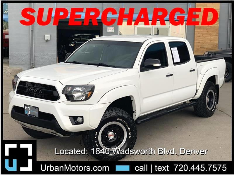 2013 Toyota Tacoma Baja Edition - TRD SUPERCHARGED