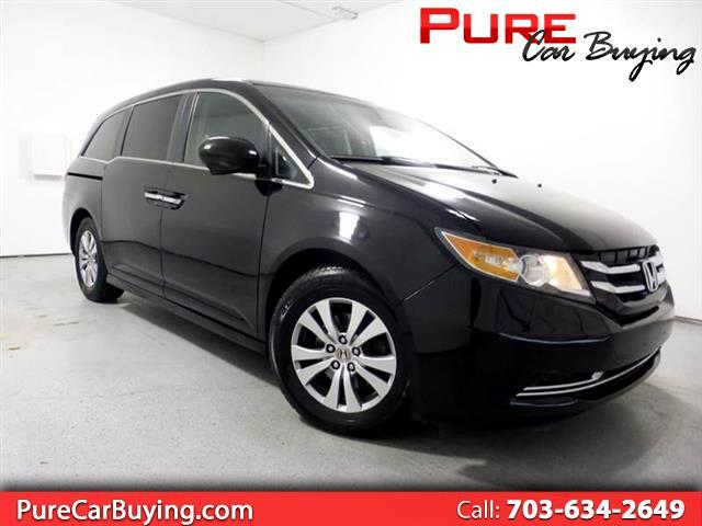 2014 Honda Odyssey EX **ONE OWNER VEHILCE // LOW MILES // FINANCING A