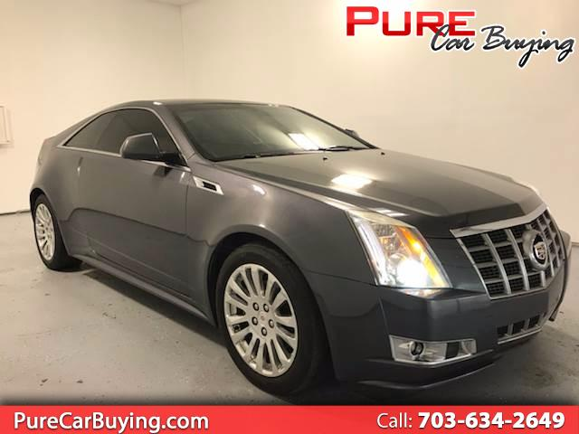 2012 Cadillac CTS Performance Coupe// **Great Service History Record