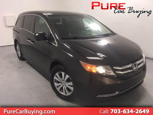 2016 Honda Odyssey EX **1 OWNER VEHICLE // FINACNING AVAILABLE**