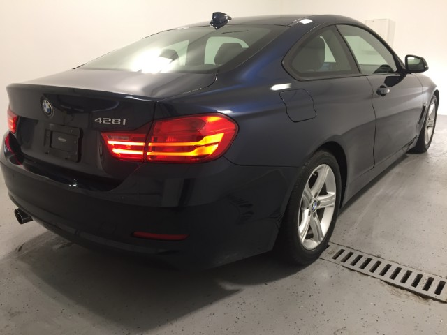 2015 BMW 4-Series 428i Coupe **1 OWNER VEHICLE // FINANCING AVAILABL