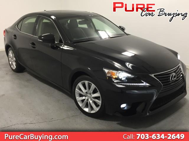 2016 Lexus IS 200T **ONE OWNER VEHICLE//LOW MILES**