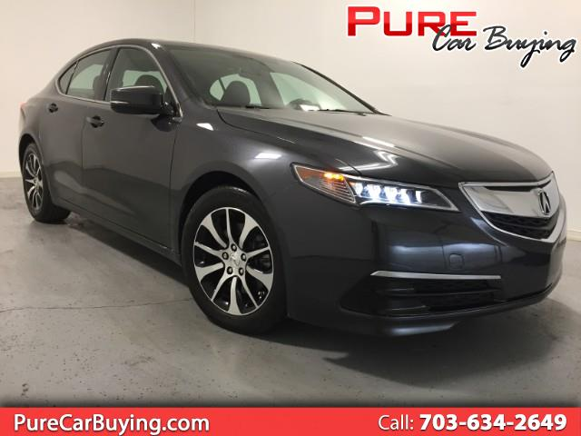 2016 Acura TLX **FINANCING AVAILABLE // GREAT PRICE // EXCELLENT