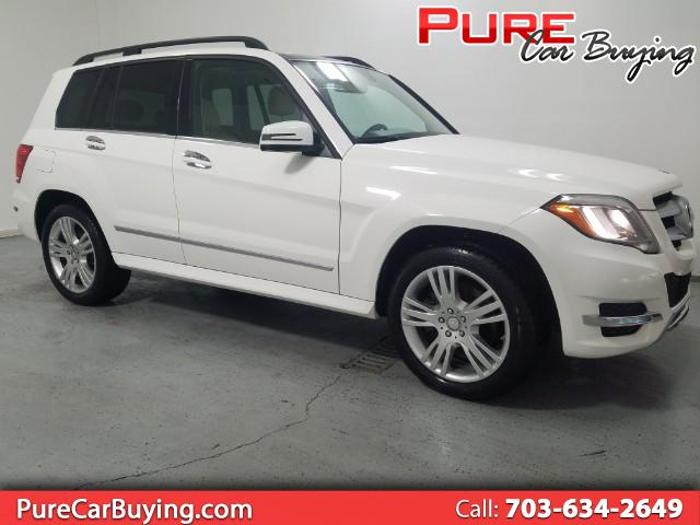 2015 Mercedes-Benz GLK-Class GLK250 BlueTEC 4MATIC *CARFAX CERTIFIED//1 OWNER*