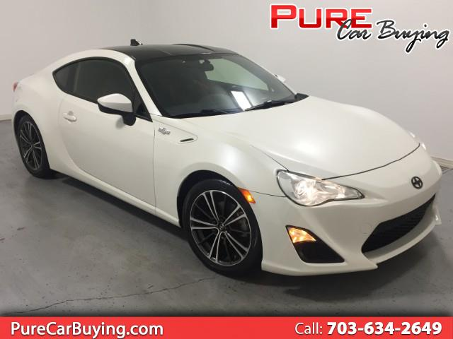 2015 Scion FR-S 6MT **1 OWNER VEHICLE// LOW MILES // FINANCING AVA