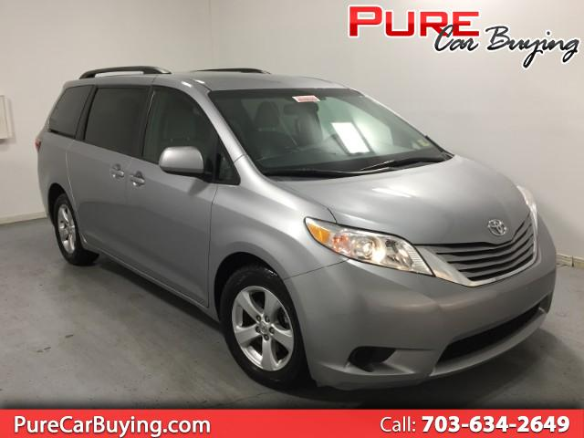 2015 Toyota Sienna LE FWD 8-Passenger  **1 OWNER VEHICLE**