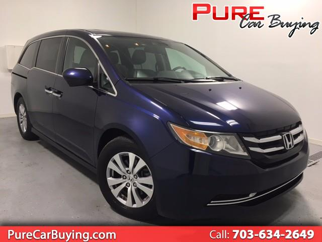 2014 Honda Odyssey EX-L **GREAT PRICE // LEATHER SEATS // SUNROOF //