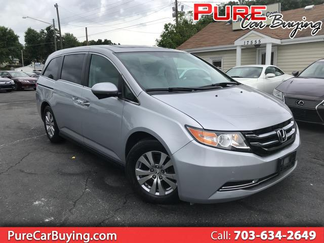 2015 Honda Odyssey EX-L **LOW MILES // GREAT CONDITION // SUNROOF //
