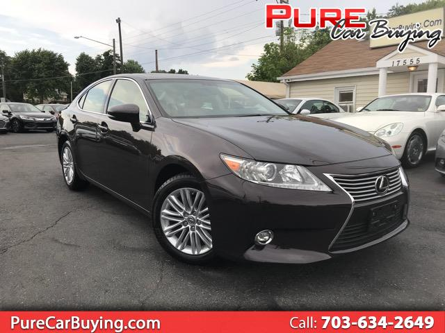 2015 Lexus ES 350 Sedan **FULLY LOADED // GREAT PRICE // FINANCING A