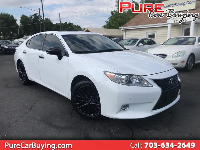 2015 Lexus ES 350 Crafted Line **FULLY LOADED // NAV // BLUETOOTH //