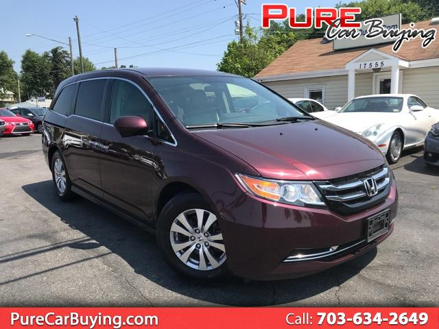 2014 Honda Odyssey EX **GREAT CONDITION // GREAT PRICE // LOW MILES /