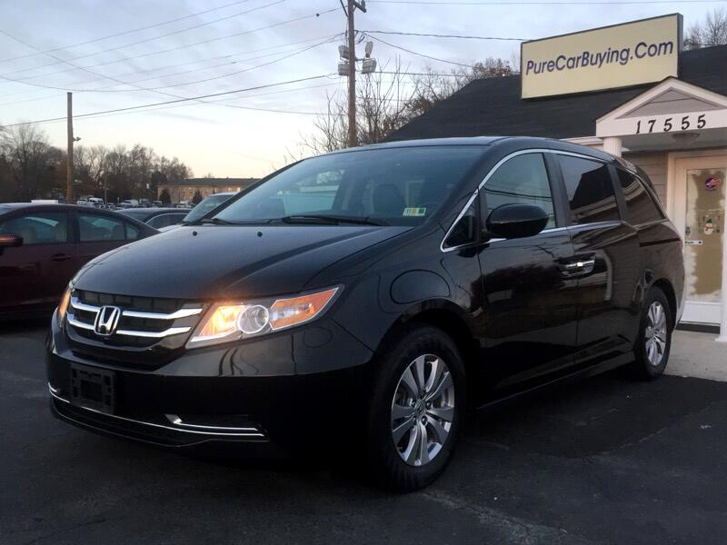 2016 Honda Odyssey EX-L **Excellent Price// Excellent Condition// Low