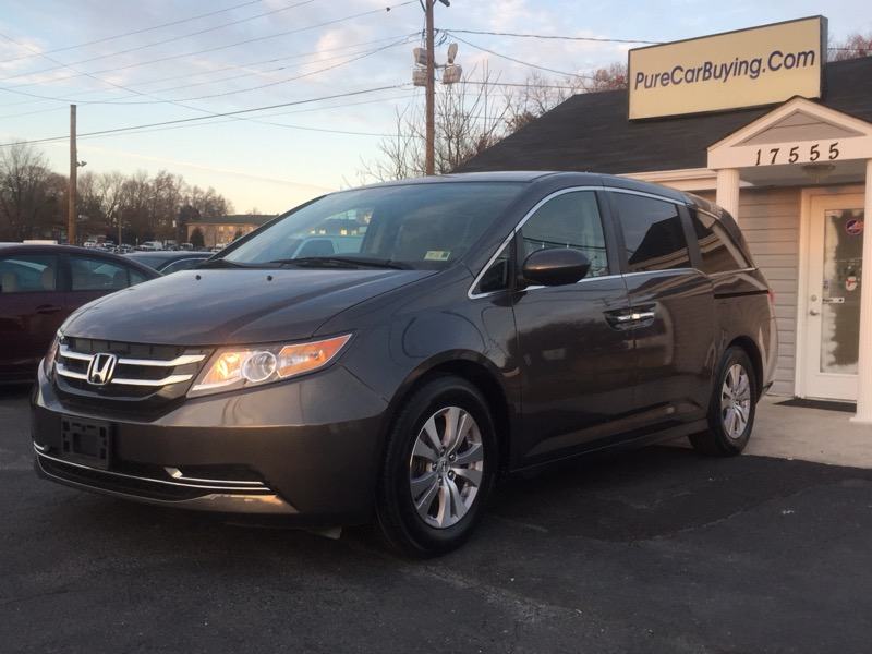 2016 Honda Odyssey SE **CarFax Certified// More Odyssey's to choose f
