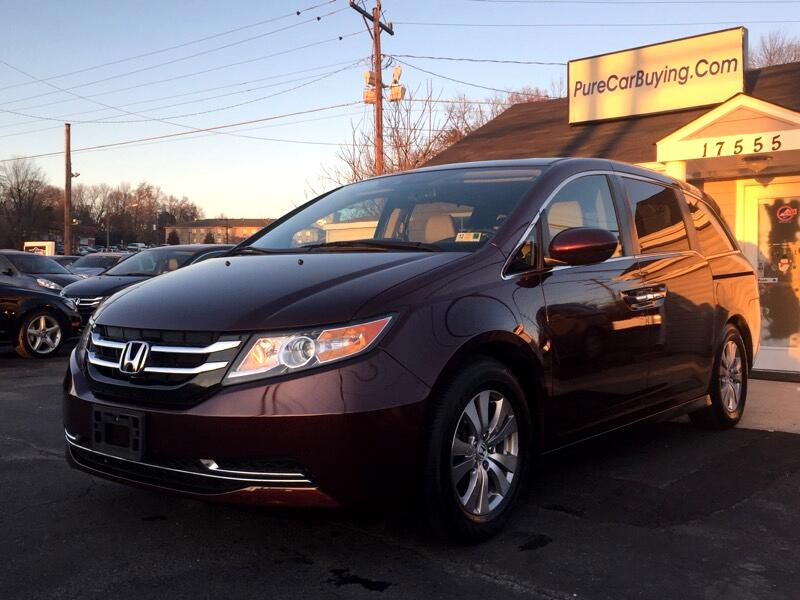2015 Honda Odyssey EX-L **Great Prices// More Vans To Choose From vis