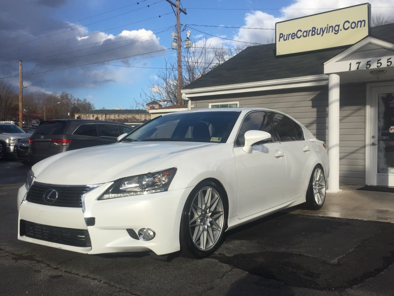 2015 Lexus GS 350 RWD **FULLY LOADED// GREAT PRICE// EXCELLENT C