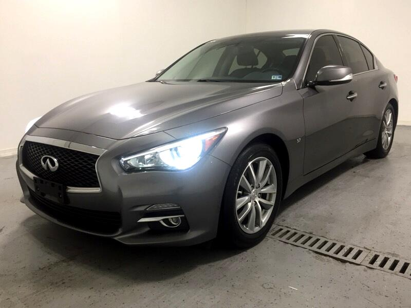 2015 Infiniti Q50 **Great Price//Fully Loaded//Nav//Heated Seats//Su