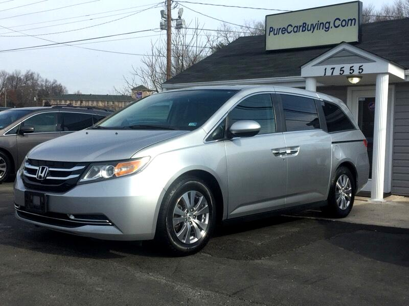 2015 Honda Odyssey EX-L **GREAT PRICE//LOW MILES//MORE ODYSSEY'S TO C