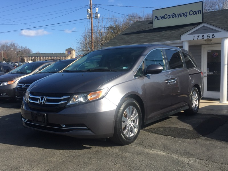 2016 Honda Odyssey EX **GREAT PRICE//LOW MILES//GREAT FOR THE FAMILY*